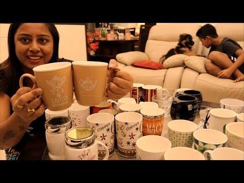 Mera Coffee Cup/Mug Collection    मेरा कॉफी कप / मग संग्रह