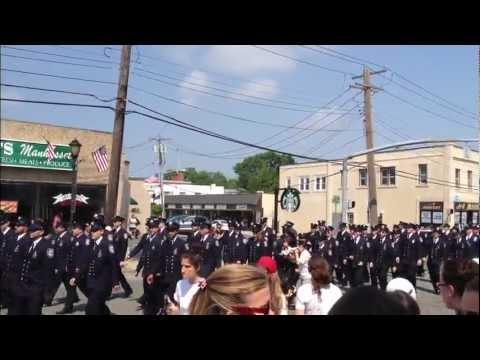 Memorial Day Parade in Manhasset NY