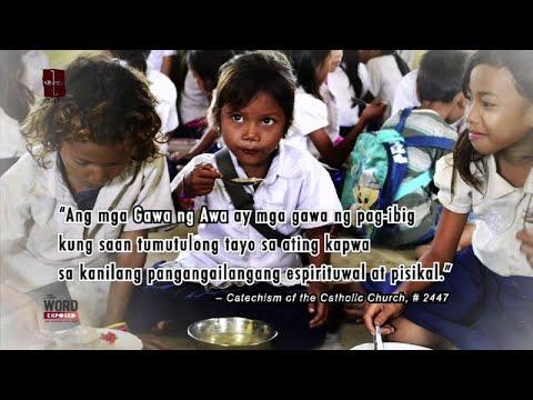 Faith Exposed - The Works of Mercy (Filipino)