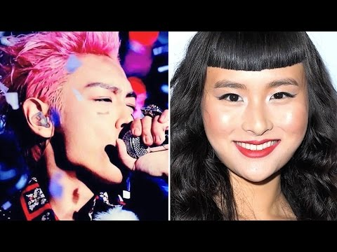 WHO IS T.O.P DATING?