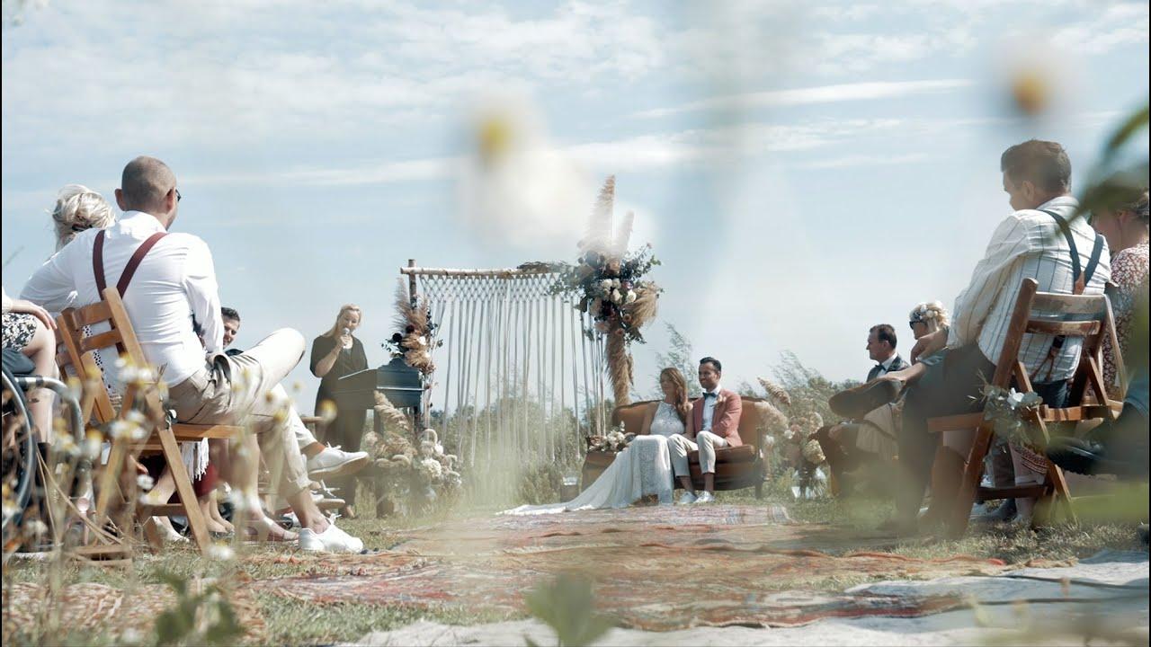Bruiloft Rik & Fleur