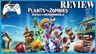 Its the Battle for Neighborville in this Plants Vs Zombies Review (Video Game Video Review)