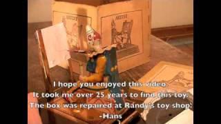 VIELMETTER художника малюнок іграшка Ж/5 кулачки & коробка