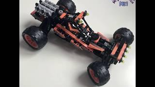 конструктор BanBao Racer 01 6951 обзор