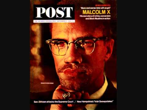 Malcolm X - Educates White Students at Harvard on Media Manipulation 12 - 16 - 64