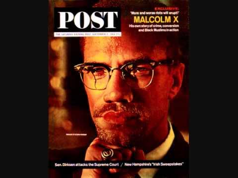 Malcolm X - Educates White Students at Harvard on Media Manipulation 12 - 16 - 64
