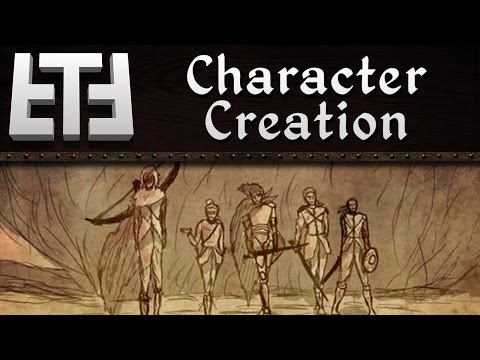 Blood Brothers - Character Creation - Medieval Tabletop RPG Campaign Session Gameplay