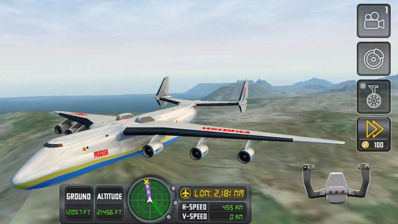 Flight Sim 2018 - #50 Android IOS Gameplay FHD | Airplane ...