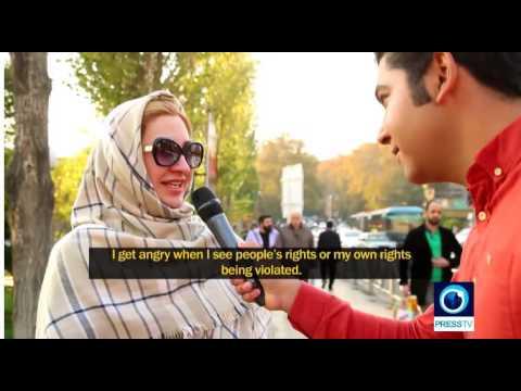 iran press tv anger