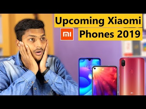 Upcoming Xiaomi Redmi Phones 2019 In India | Redmi Note 7 Pro, Redmi Y3, Poco F2