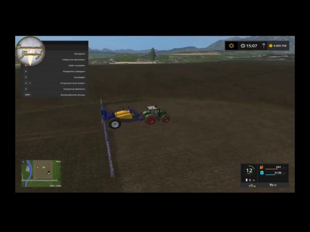 Let's Play Landwirtschafts Simulator 2017   Mal wieder Kacke Fahren   Folge #011