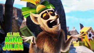 All Hail King Julien | Madagascar | King Julien Funny Moments #7 | Kids Movies | Kids Show
