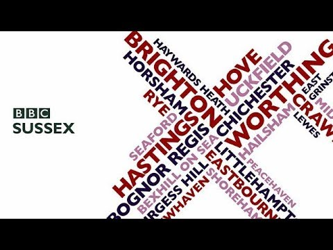 BBC RADIO SUSSEX REPORT ON NEWHAVEN TO DOVER RELAY