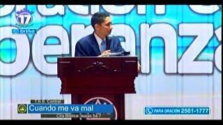 ¡Cuando Me Va Mal!│AMANECIENDO CON DIOS│Pstr. David Garcia│11/05/2016