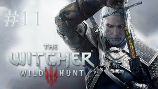 The Witcher 3: Wild Hunt - #11 - Down The Devil