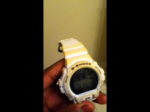 Please help me clean my G-shock