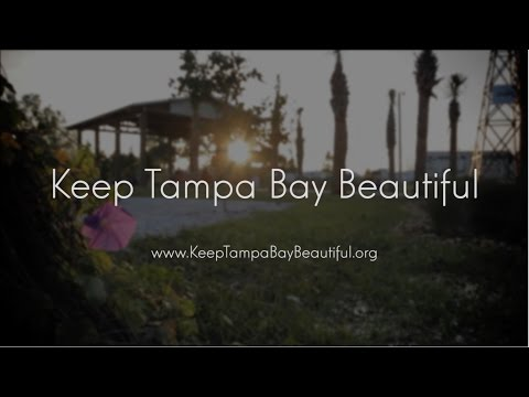 Keep Tampa Bay Beautiful Presents: The Florida Learning Garden   Creative Innovations Video