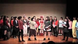 2014/11/23 笑いの苺 エンディング ペイシャンス プロデュース お笑いラ...