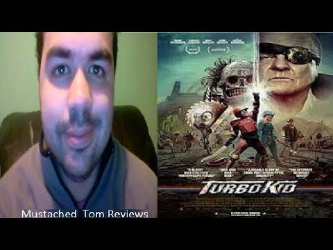 Mustached_Tom Reviews Turbo kid
