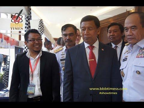 Indonesia Poros Maritim Dunia Tegaskan  dalam International Maritime Security Symposium (IMSS) 2017