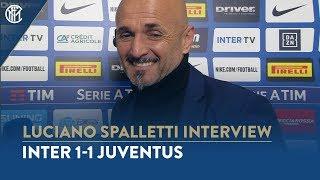 INTER 1-1 JUVENTUS | LUCIANO SPALLETTI INTERVIEW: