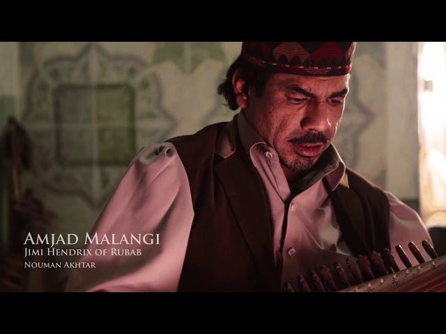 Amjad Malangi ( Jimmi Hendrix of Rubab)