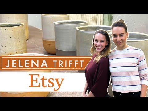 Wie stellt man Keramik her? Zu Gast bei NOTON Keramik   Jelena trifft Etsy