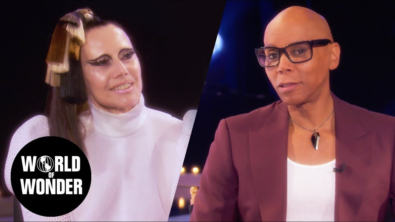 RuPaul Exclusive Interview with Susanne Bartsch New York Icon