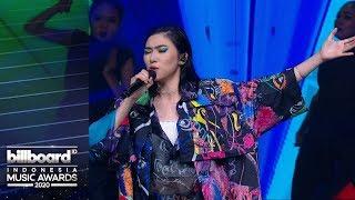 "BILLBOARD INDONESIA MUSIC AWARDS 2020 - Isyana Sarasvati ""Sikap Duniawi"""