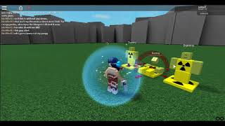 ROBLOX SHOWCASE: Genocider Bloopers