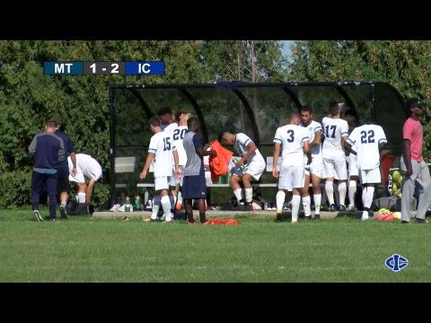 Iowa Central Men's Soccer: Tritons vs. Marshalltown (9/08/2018)