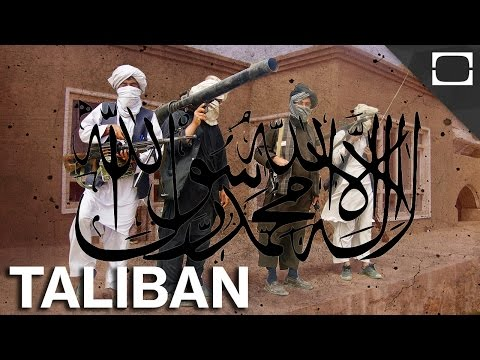 How The Taliban Survived The War On Terror