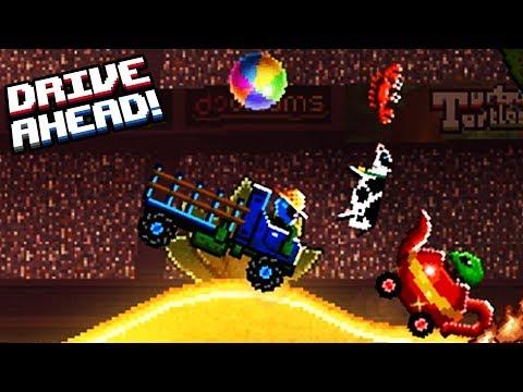 Машинки DRIVE AHEAD #14 прохождение ИГРЫ про машины как мультик для детей VIDEO FOR KIDS cars game