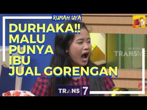 MALU PUNYA IBU DAGANG GORENGAN | RUMAH UYA (15/03/18) 1-4