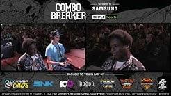 Combo Breaker 2019 - Killer Instinct Tournament Top 8 Finals