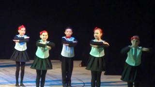 шоу-балет Flash большая перемена 2017