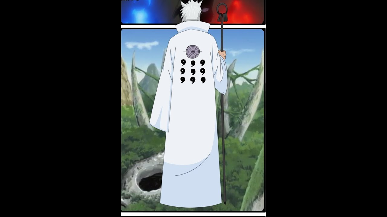 The Six Different Types Of Obesity: Naruto Shippuden Sage Of The Six Paths The God Is Coming