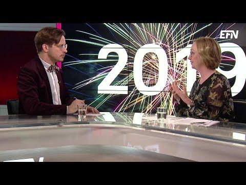 Turbulenta tider väntar - chefsekonom Christina Nyman om 2019