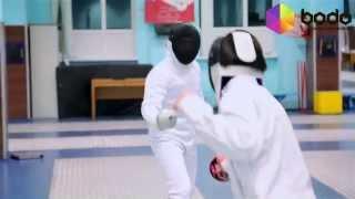 Урок фехтования(http://www.bodo.ua/go/urok-fekhtovaniya/ Занятие по фехтованию — одному из самых благородных видов спорта. Используется шпаг..., 2014-12-08T15:00:55.000Z)