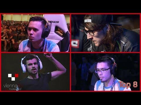 Injustice 2 Pro Series - Viennality 2018 (Top 8) BioHazard, HoneyBee, Tekken Master, Hayatei