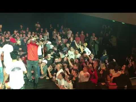 Youtube: Panama bende pogo live Saint Etienne