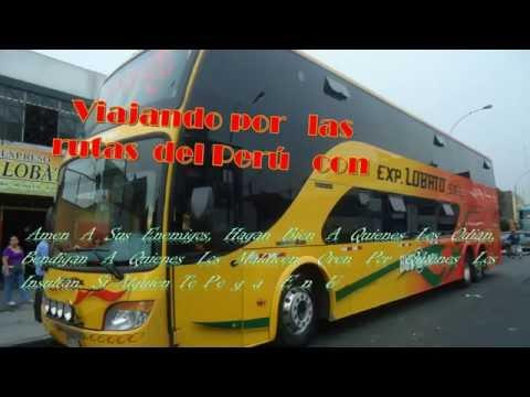 buses  de  carretera  central  parte  1