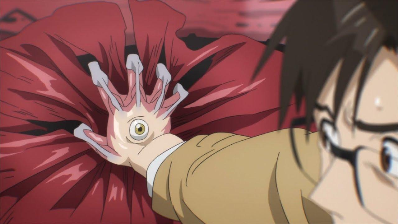 Resultado de imagem para parasyte anime