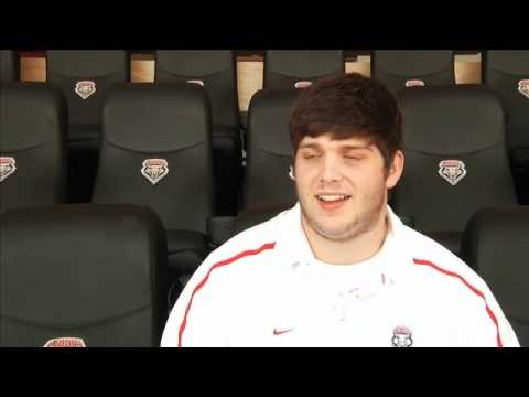 2011 Lobo Football Media Day - Dillon Farrell