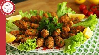 طريقة سهلة جدا لعمل كفتة العدس التركية لازم تجربوها بأقل المكونات | المطبخ التركى