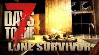 Romantisches Lagerfeuer | Lone Survivor 03 | 7 Days to Die Alpha 17 Gameplay German Deutsch thumbnail