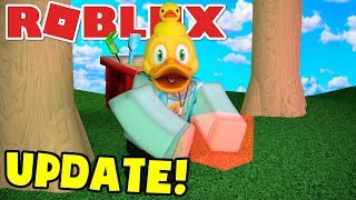 Roblox Epic Minigames - UPDATE! 2 NEW MINIGAMES, MINIGAME REMADE & NEW FEATURE!