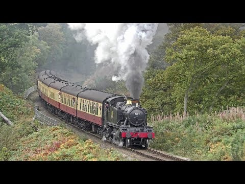 North Yorkshire Moors Railway Annual Steam Gala 2017