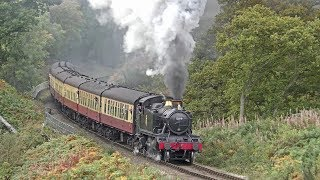 North Yorkshire Moors Railway Annual Steam Gala 2017