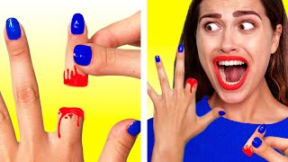 FUNNY PRANKS ON FRIENDS | DIY Pranks by Ideas 4 Fun